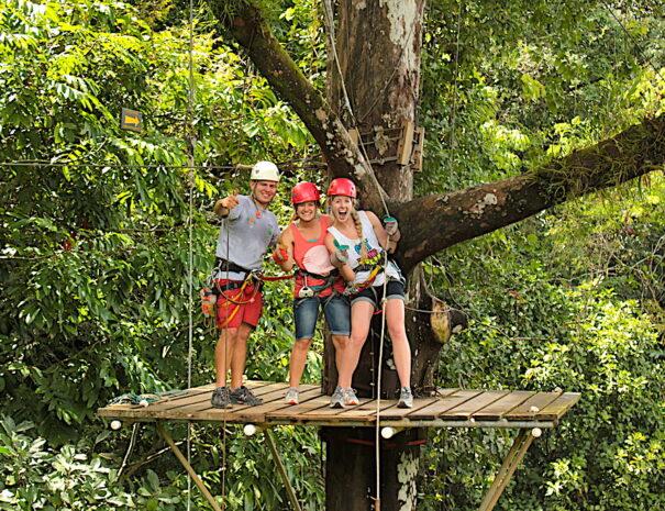 Canopy Safari Quepos