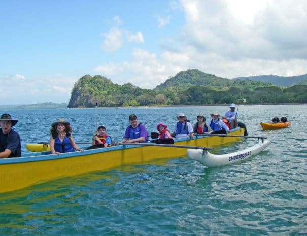 Outrigger-Canoe-and-Snorkeling-Tour