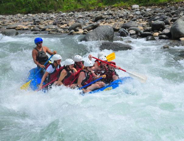 Rafting in Quepos and Manuel Antonio