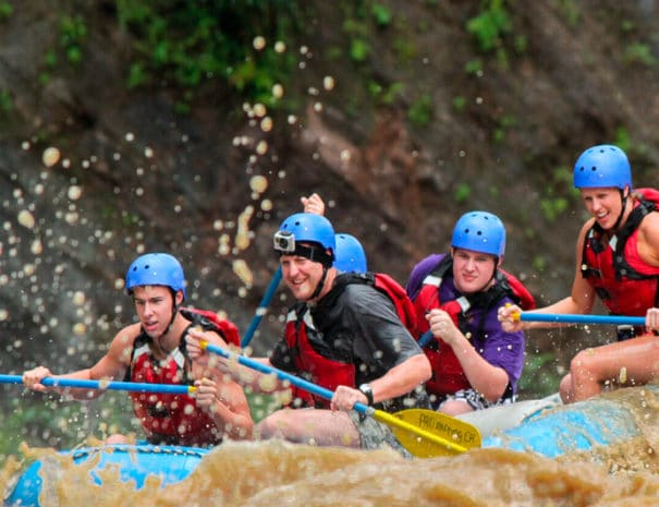 El-Chorro-Rafting